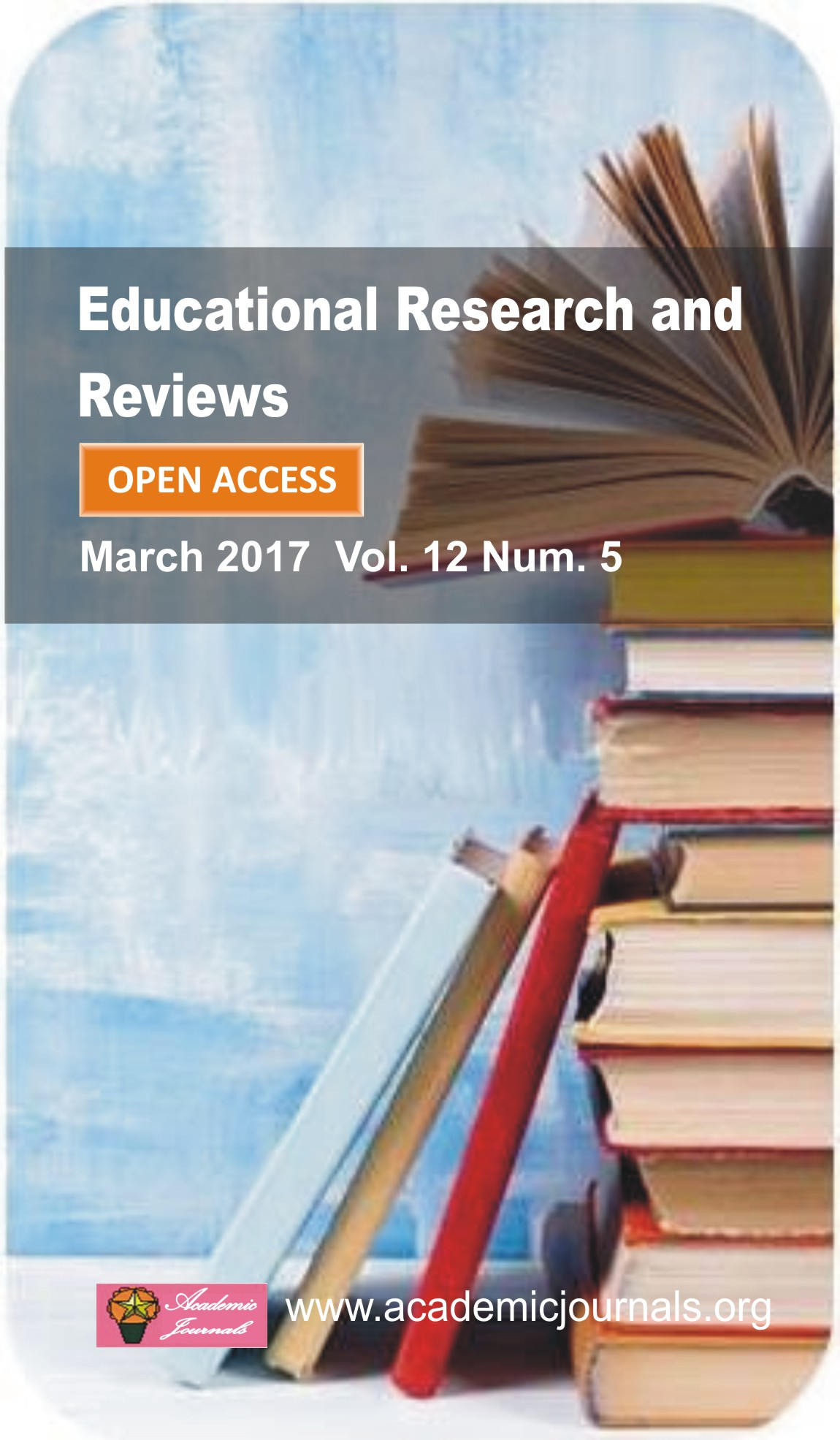 Educational Research and Reviews