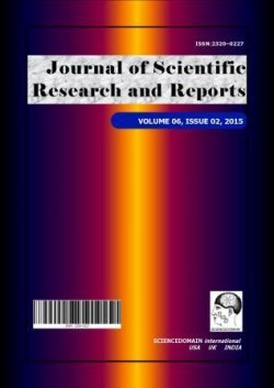 Journal of Scientific Reseacrh and Reports