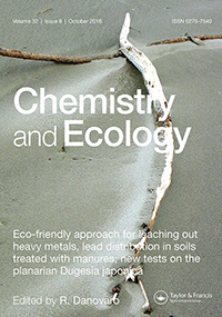 Chemistry and Ecology